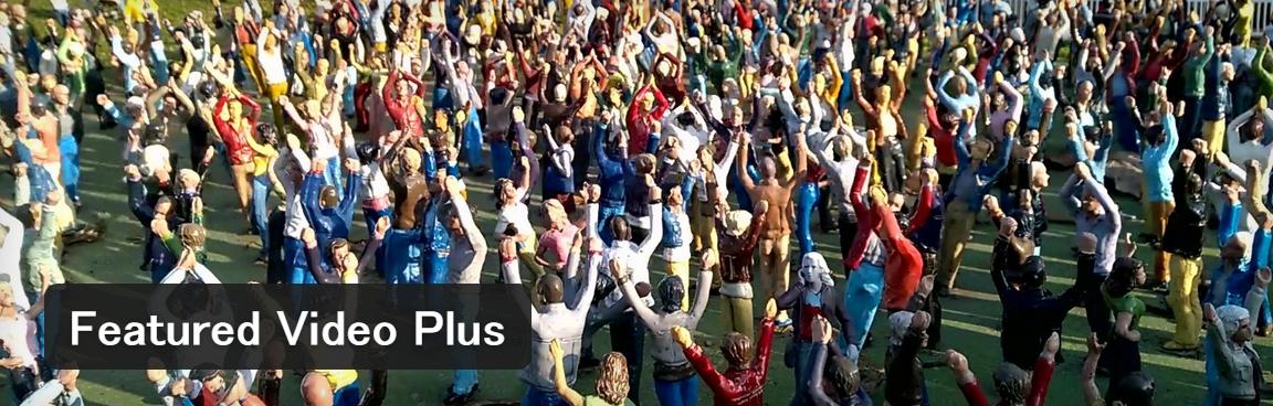 「Featured Video Plus」Wordpressで動画投稿を簡単にし動画サムネイルも自動生成するプラグイン